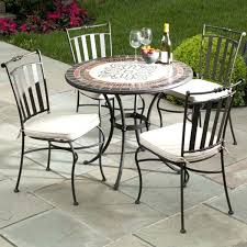 black wrought iron patio furniture sets garden furniture sets small