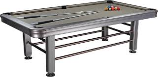 Imperial Pool Table by The Outdoor Imperial Billiard Table Take A Break Spas