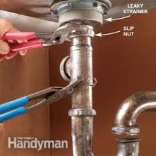 Kitchen Sink Pipe - how to replace a kitchen sink basket and old metal trap family