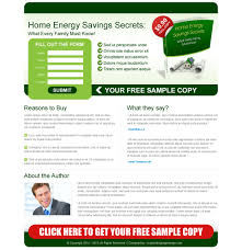 e book free sample selling lp 007 ebook landing page design preview