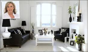Black And White Living Room Decor Awesome Idea Black And White Living Room Decor Contemporary Ideas