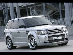 2007 arden range rover sport ar6 pictures history value