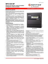 nfs 320 ficha tecnica pdf