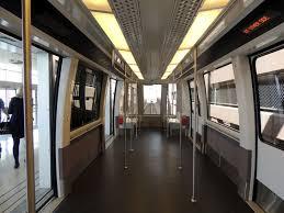 light rail to sky harbor innovia apm 200 phoenix sky harbor international airport usa