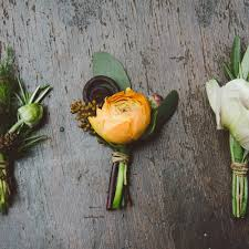 wedding flowers wi boutonnieres by wedding flowers a bloomerent florist