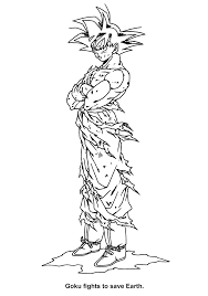 dragon ball z printable coloring pages www asyarealestate com on