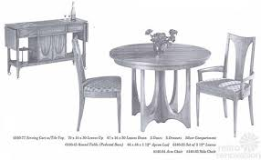 broyhill dining room sets broyhill brasilia and sculptra pictures from a vintage furniture