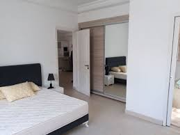 for rent in la marsa beautiful furnished apartment with garage and
