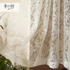 French Style Kitchen Curtains by Aliexpress Com Buy Free Shipping The Baroque Style Polyester