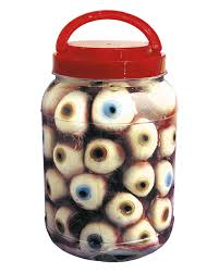 jar with eyes eyes in jar latex horror shop com