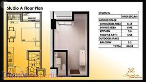 the inspira floor plan insperia residences condo units for sale code cd 8414 davao