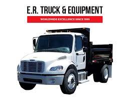 freightliner dump trucks for sale