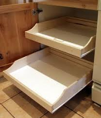 Kitchen Cabinet Pull Out Shelves by I Need To Remove The Center Support From My Kitchen Cabinet Like