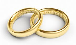 marriage rings images images Rings for marriage 8 ways to wear your wedding band with or jpg