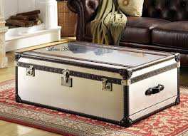 Decorative Trunks For Coffee Tables Trunk Coffee Tables With Storage Trunk Coffee Table Design