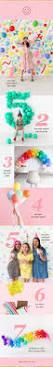 diy giant balloon number best of pinterest pinterest