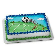 soccer cake decopac soccer magnet decoset cake topper