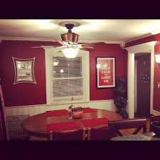 Dining Room Color by Red Dining Room Color Is Behr U0027s Red Red Wine Home Decor