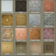 Home Design Options Ceiling Design Awsome Design Options Of Faux Tin Ceiling Tiles
