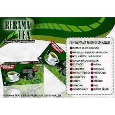 Teh Rerama rerama teh stevia shopee malaysia