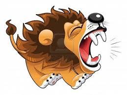 cave lion clipart cliparthut free clipart