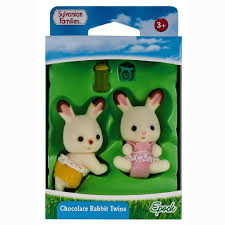 sylvanian families garden playground sylvanian families twins assorted the warehouse