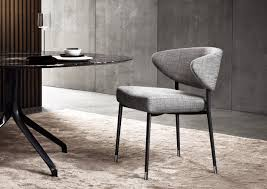 mills visitors chairs side chairs from minotti architonic