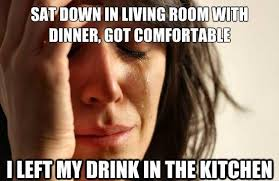 Early Internet Memes - 29 first world problem memes that are hilariously relatable