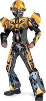 transformers bumblebee costume kids costume party