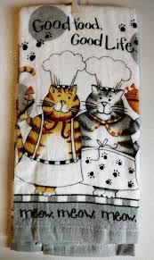 kay dee designs happy cat terry towel ebay