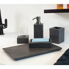 accessoires für badezimmer badezimmer accessoires set edgetags badezimmer accessoires set