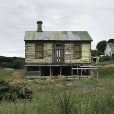 old house cabin bluff nz about 100 years ago a large proportion