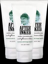 tattoo aftercare u2013 after inked
