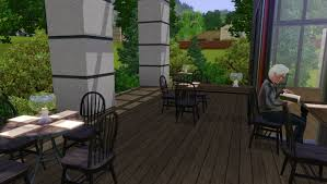business as usual bistro set guide sims community