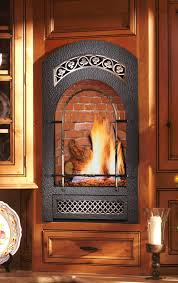 Interior Bedrooms Design Interior Decoration Furniture Wall Mount Gas Fireplace With