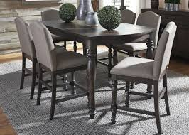 liberty catawba hills gathering table in peppercorn best priced liberty catawba hills gathering table in peppercorn
