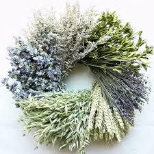 dried floral wreaths dried wreaths