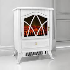 Electric Space Heater Fireplace by 1500w Electric Fireplace Space Heater Flame Remote Adjustable