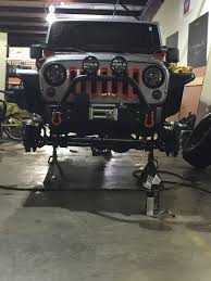 Rightline Gear Car Clips by Sema Show Jeep Build Custom Painting 4 Rightline Gear