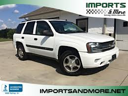 2008 chevrolet trailblazer ls 4wd imports and more inc