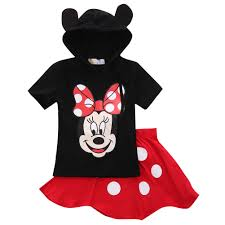 Minnie Mouse Clothes For Toddlers Popular Mickey Mouse Clothes Buy Cheap Mickey Mouse Clothes Lots