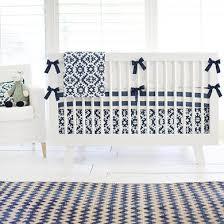 Navy Nursery Bedding Crib Bedding Designer Baby Bedding Sets Luxury Baby Bedding