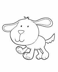 puppy free printable coloring pages inkleur free
