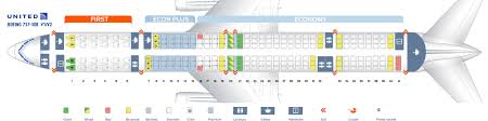 757 seat map seat map boeing 757 300 united airlines best seats in plane