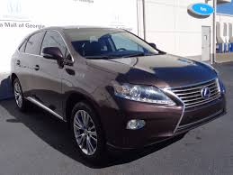 lexus rx 2013 2013 used lexus rx 450h 450h 4dr fwd at honda mall of