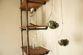Industrial Bookcase Diy As Promised Diy Industrial Pipe Shelving Hello Lidy
