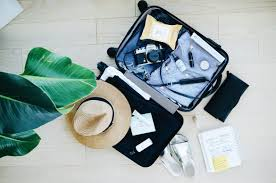Best travel items help you packing your bags world by isa
