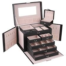 jewellery box rings images Jewelry box for necklaces and rings boxes wholesale jewellery gift jpg