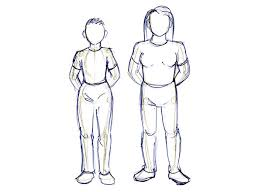 Anatomy Difference Between Male And Female Human Anatomy Fundamentals Advanced Body Proportions