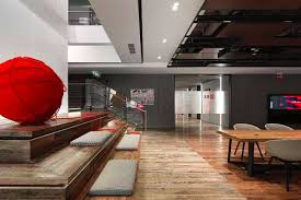 jll office china commercial imondi reclaimed wood flooring